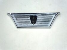1957 1958 1959 57 58 59 FORD REAR BACK SEAT CHROME MOULDING RETRACTABLE FAIRLANE