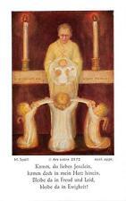 """OLD origenell german  Holy cards ARS SACRA 1930 """"H2775"""" Spötl"""