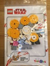 Rare Lego BB-8 Minifigure Toys R Us 2017 Promotional Set With Instructions-New.