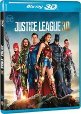 Justice League (Blu-Ray 3D) WARNER HOME VIDEO
