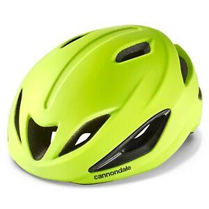 Cannondale Intake Adult Helmet Volt Yellow Small/Medium