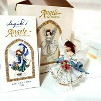 INGRID Angels Beside Me BELLE Guardian of Brides Collectible Statue Figurine