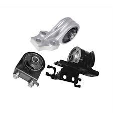 Transmission Mounts Front Left Rear 3PCS Set 2.3 L for Ford Escape Mazda