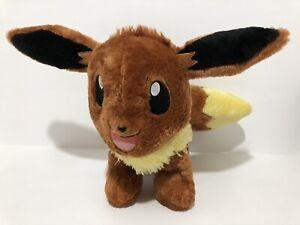 Build A Bear Pokemon Eevee Plush Toy