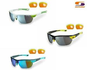 Sunwise Kennington Sports Sunglasses Cycling Run Tri interchangeable sunglasses