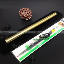 Pure Brass Ball Retro Pens Handmade Japan Style Pen Refillable Gel Pen EDC