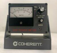 Coherent model 200 Power Meter for Laser