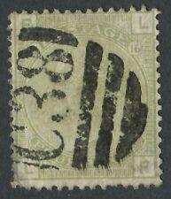 GB utilizzati in Perù Z39 4D Sage Green, PL16, LR, debole angolo con belle C38 di Callao