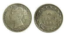 pcc2132_13) Newfoundland VICTORIA QUEEN - 50 cents 1894