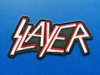 Slayer Sew or Iron On Patch