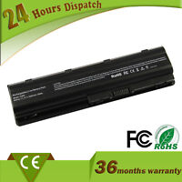 for HP Pavilion dv7 dv6 dv5 g6 g7 dm4 G72 593553-001 COMPAQ Laptop Battery H