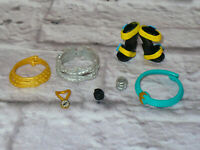 Mattel Monster High Doll ACCESSORIES LOT Belts Shoes Jewelry Bracelets