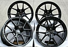 "ALLOY WHEELS 18"" CRUIZE GTO GB FIT FOR FORD FOCUS MK2 MK3 INC ST"