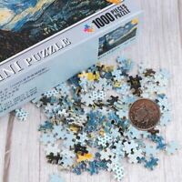 Home High Difficulty Puzzles 1000 MINI Pieces Adult Decompress Spend Time Super