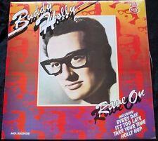BUDDY HOLLY Rave On LP UK VG++