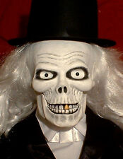 "HAUNTED Ventriloquist doll ""EYES FOLLOW YOU"" dummy puppet Hatbox ghost skull"