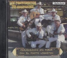 LOS FRONTERITOS DE GUAMUCHIL CERVEZEANDO SIN PARAR CD NEW SEALED