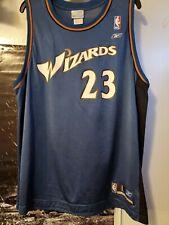 Authentic Michael Jordan Wizards Reebok replica jersey not Mitchell & Ness/kobe