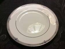 "WEDGWOOD... ''AMHERST""  .. PLATINUM - DINNER PLATE- MINT - 15 AVAILABLE ....."