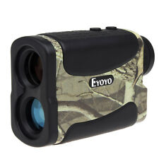 Professional Camo Golf Hunting Black Laser Range Finder Scope Monocular Sailing