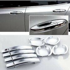 For Honda City 2008-2014 Chrome ABS Door Handle Bowl Cover Cup Overlay Trim