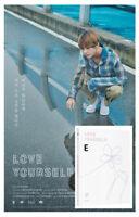 BANGTAN BOYS LOVE YOURSELF Her [E Ver] BTS 5th Mini Album CD+Photobook+Photocard