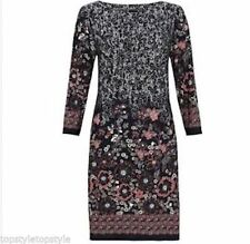 Marks and Spencer Tunic 3/4 Sleeve Floral Dresses for Women