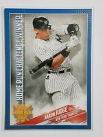 2019 Topps Home Run Challenge Winner August Aaron Judge New York Yankees /70
