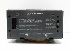 LAMBDA VEECO REGULATED POWER SUPPLY LNS-Y-15 105-127VAC 200W