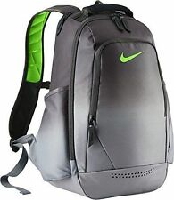 NWT Nike Ultimatum Utility FA15 Backpack Tumbled Grey/Green BA5106-013