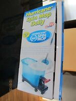 Hurricane Spin Mop Dolly Bucket Hold 360° Swivel Rolling Home Kitchen Cleaning