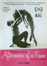 SEALED NEW DVD Afternoon of a Faun: Tanaquil Le Clercq Kino 2014