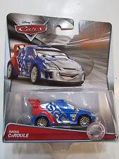 DISNEY PIXAR CARS 2004 - SILVER RACER SERIES  RAOUL CAROULE