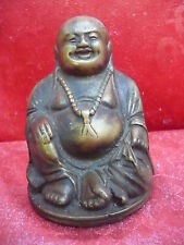 schöne,alte Buddah - Figur__Bronze__China !