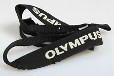 OLYMPUS STRAP, BLACK AND WHITE