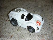 "VINTAGE 4"" TONKA WHITE DIE CAST RACE CAR MADE IN JAPAN"