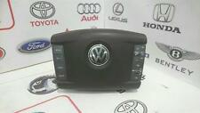 VW Volkswagen Phaeton 2003 To 2007 DRIVER SIDE STEERING WHEEL AIRBAG