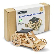 Templeton Educational DIY Solar Car Building Kit- STEM Toy for Boys and Girls
