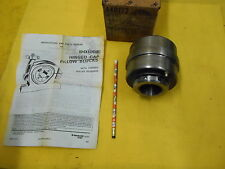TAPERED ROLLER INSERT BEARING - 1-3/4 in Bore, 4.13 in OD, DODGE 067154
