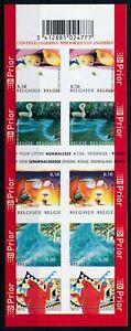 [G11074] Belgium 2005 Andersen tales good sheet very fine imperf