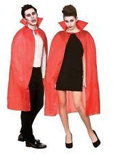 Capes, manteaux et houppelandes rouges en vampire pour déguisement et costume