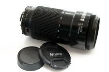 Nikon Nikkor AF 4/70-210mm für Nikon AF/Digital - FX Vollformat