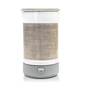 Happy Wax Signature Wax Warmer Grey Linen Timer