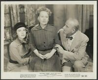 Jimmy Durante Terry Moore The Great Rupert Original 1950 Photo