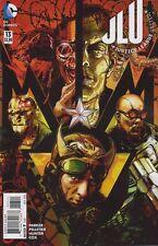 Justice League United #13 (NM)`15 Parker/ Pelletier