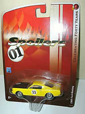 """Johnny Lightning """"40 Years"""" 1965 Ford Mustang Die Cast -1:64 - Opening Hood"""