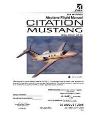 CESSNA CITATION MUSTANG Flight Manual