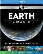 Earth a New Wild [Blu-ray] New DVD! Ships Fast!