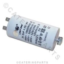CA31.5 HIGH VOLTAGE WASH PUMP MOTOR START CAPACITOR 31.5 µF 450V - WINTERHALTER