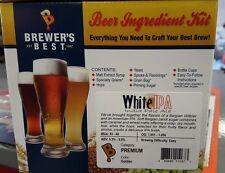 Brewers Best White IPA Beer Making Kit Beer Ingredient Kit Home Brewing